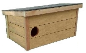 Jumbo Outdoor Cat House