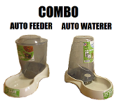 Ark Workshop PET AUTO FEEDER & AUTO WATERER