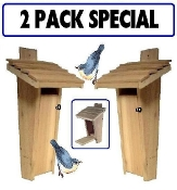 Bluebird House - 2 PACK