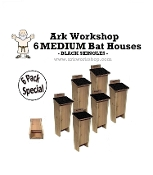Ark Workshop Bat House 6 PACK